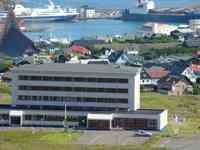 Overnatning i Tórshavn
